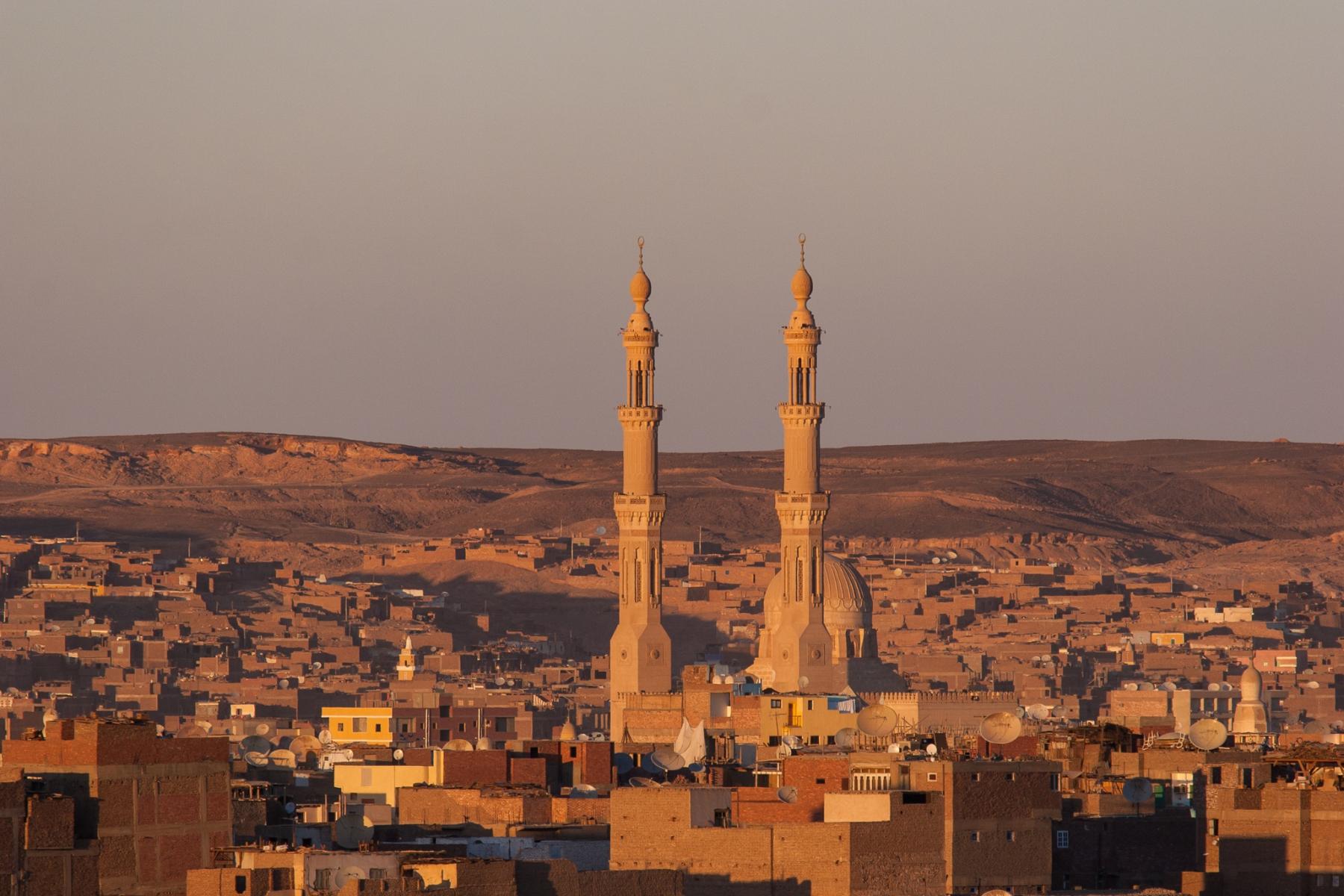 FThe Great Mosque, Aswan